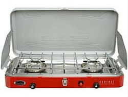 camp chef everest best dual burner camping stove