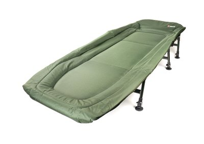 the chinook heavy duty padded camping cot offers the ultimate in comfort and luxury in the outdoors