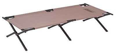 the coleman trailhead 2 camping cot is your basic no frills military style cot - a great value