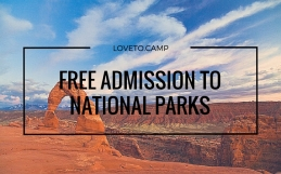 VISIT OUR NATIONAL PARKS FOR FREE IN 2016