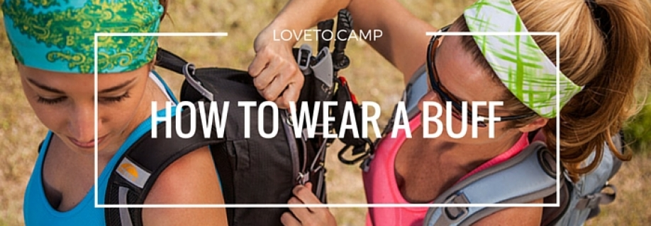 HOW TO WEAR A BUFF IN 13 USEFUL WAYS