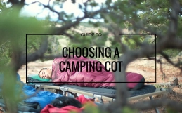 THE DEFINITIVE GUIDE TO CHOOSING THE BEST CAMPING COT